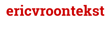 logo Eric Vroon
